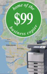 Valley Copiers - Home of the $99 business copier